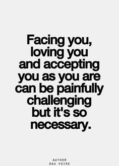 love accept yourself self acceptance