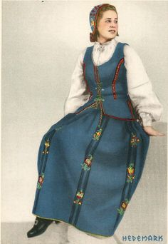 Hedemark bunad, Norway Folk Costume, Costumes, Going Out Of Business, Looking For Someone, Country Of Origin, Traditional Dresses, 18th Century, Norway, All Things