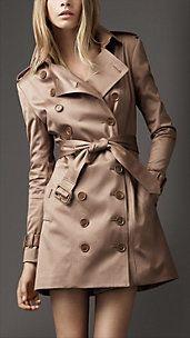 Love this Trench coat de Burberry