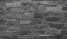 Silver Grey Quartzite Wall Cladding by Satyam Exports