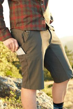 Wear these shorts for days in a row - they hold up great and look good too.