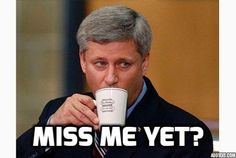 We miss former Prime Minister Stephen Harper. Conservative Republican, Canadian History, O Canada, Civil Rights Movement, Justin Trudeau, Historical Quotes, Life Happens, Political Views, Truth Hurts