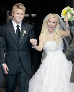 ¡Famosos al altar! Inspírate en el wedding style de las celebridades Spencer Pratt y Heidi Montag