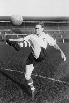 Tom Finney - Footballer:1970.