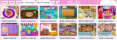 We have the biggest base of barbie games for both girls and boys. There are lots of names to choose from, find your favorite barbie online game and enjoy