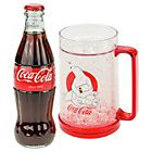 Coca-Cola Chiller Mug Gift Set. Coca Cola, Flask, Chill, Food And Drink, Argos, Drinks, Bottle, Tableware, Gifts