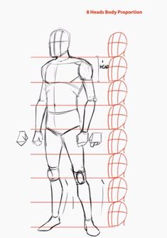 How_to_draw_a_person_whole_body_head