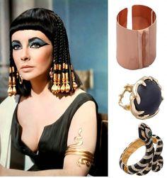 DIY Halloween Costumes: Cleopatra
