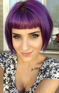 Pageboy Haircut for Women Short Hair With Bangs, Short Hair Cuts, Short Bob Bangs, Pretty Hairstyles, Bob Hairstyles, Pageboy Haircut, Medium Hair Styles, Short Hair Styles, Haircut And Color