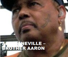 Today (January 24) Mr. Aaron Neville is 73. Happy Birthday Sir. To watch his 'Portrait' 'Brother Aaron' in a large format, to hear 'Your 10 Most Favorite Aaron Neville Tracks' on Spotify, go to >>http://go.rvj.pm/27c