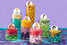 Disney Princess Candy Buffet