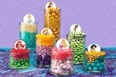 Disney Princess Candy Buffet