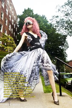 Fashion editorial. Natasha Morgan tiara eyewear. The Royals. Photographer: ZOMNIA, Model: Megan M.@fentonmoonmodels Hair: Carlos Vera
