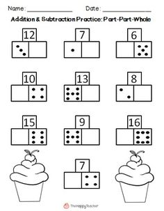 math worksheet : math practices math and first grade on pinterest : Counting On Addition Worksheets