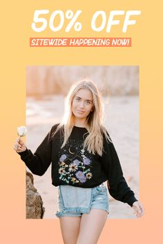 Our entire site is 50% off now through 8/10! We've restocked hundreds of items PLUS are giving away a surprise gift worth up to $10+ with every order! #serengetee #summersale #sale #bigsale #hugesale #50%off Cyber Monday Sales, 50 Off Sale, Huge Sale, Surprise Gifts, Summer Sale, How To Wear, Black, Black People