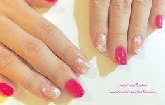 パッションピンクネイル☆学芸大学ネイルサロン の画像|学芸大学のプライベートネイルサロン ☆miminailsalon☆