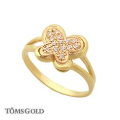 14K Little Ring 6152