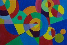 Art by Robert Delaunay | Robert Delaunay abstract