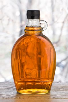 Homemade Maple Syrup recipe from @Crystal Collins at The Thrifty Mama!