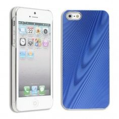 GRATIS iPhone 5 Wooden Case - Blauw (t.w.v. €12,95) - Hoesjes - iPhone 5 - Telefoon Accessoires