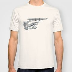 Kill your darlings T-shirt by kantorp-wegl.in - $18.00