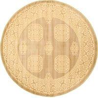 Brown 6' 1 x 6' 1 Bokhara Rug | Area Rugs | eSaleRugs