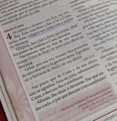 De ontem. 02/01. Gênesis 4.  #leiturabiblica #anual #genesis4  #biblia #leiaabiblia #bibliasagrada #jesus #Deus #alimento