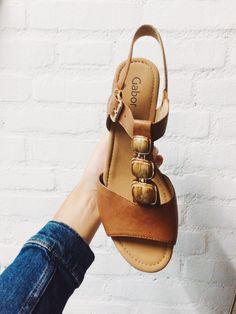 Deze leuke schoenen van Gabor zijn onwijs comfy en nog trendy ook. Kende jij Gabor al?