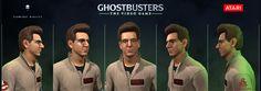 ArtStation - Ghostbusters the Video Game - Egon Spengler, Ian McIntosh