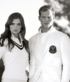 Ralph Lauren Wimbledon Collection