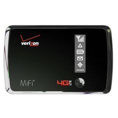 4G mifi... Internet access up to 15Mbps from over 300 cities... just awesome