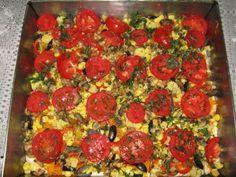 New Recipes, Vegetarian Recipes, Cooking Recipes, Healthy Recipes, Good Food, Yummy Food, Romanian Food, Raw Vegan, Vegetable Pizza