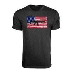 67d7e10431cdb Featured Products. SBR Flag Shirt- Vintage Black. Rogelio RamonBlack rifle  coffee company