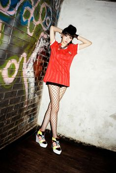 Bom | 2NE1 - Adidas 2014