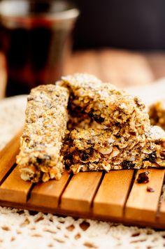 Salted Fruit & Nut Quinoa Bars - Cooking Quinoa