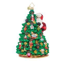Christopher Radko Ornaments 2015 | Radko Handle with Care Ornament