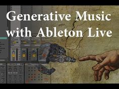 making Generative Music in Ableton Live - Introduction Generative Music, Ableton Live, Youtube, Art, Art Background, Kunst, Performing Arts, Youtubers, Youtube Movies