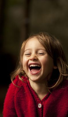 A child's smile...beautiful!