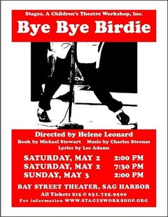 Get Ready to Rock When STAGES presents BYE BYE BIRDIE!   http://blog.1townandcountry.com/2015/04/28/get-ready-to-rock-when-stages-presents-bye-bye-birdie/