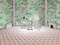 Diptyque x Antoinette Poisson | MilK decoration