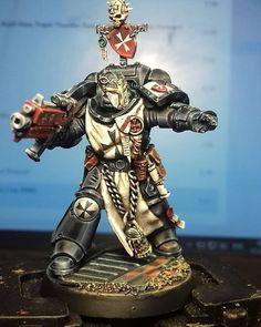 Warhammer Paint, Warhammer Models, Warhammer 40000, Eternal Crusade, 40k Armies, Silly Games, Warhammer 40k Miniatures, The Grim, Mini Paintings