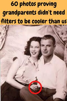 Things were different back in the day. Social media didn't exist, but people looked so good. Don't believe me? Just look at old photos! Cameras were harder to come by so shots were generally more professional and prepared.