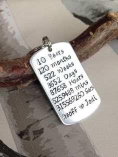 Anniversary Gift 10 year Anniversary by TrashedGifts on Etsy