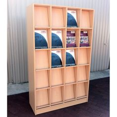 Flip Magazine Display Unit – Fry Library & School Supplies