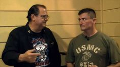 Two Wheel Thunder TV with USMC SSgt Tim Chambers The Saluting Marine Part A http://youtu.be/-uTy3mddiv4  Two Wheel Thunder TV with USMC SSgt Tim Chambers The Saluting Marine Part B http://youtu.be/pzPiPKF1ohg
