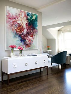 Image sur toile Pusteblume v2 nature fleurs 1p XXL Poster Toile la fresque