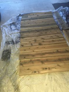 FOR THE SHOE CORNER How to Create a Accent Wall With Cedar Plank Fencing!