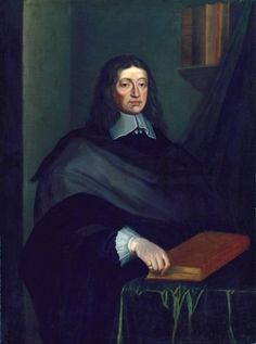 John Milton, ca. 1670 (after William Faithorne) (1616-1691)   The Huntington, San Marino, CA