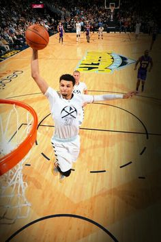 Jamal Murray #nuggets