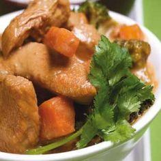 Simple satay chicken | Healthy Food Guide